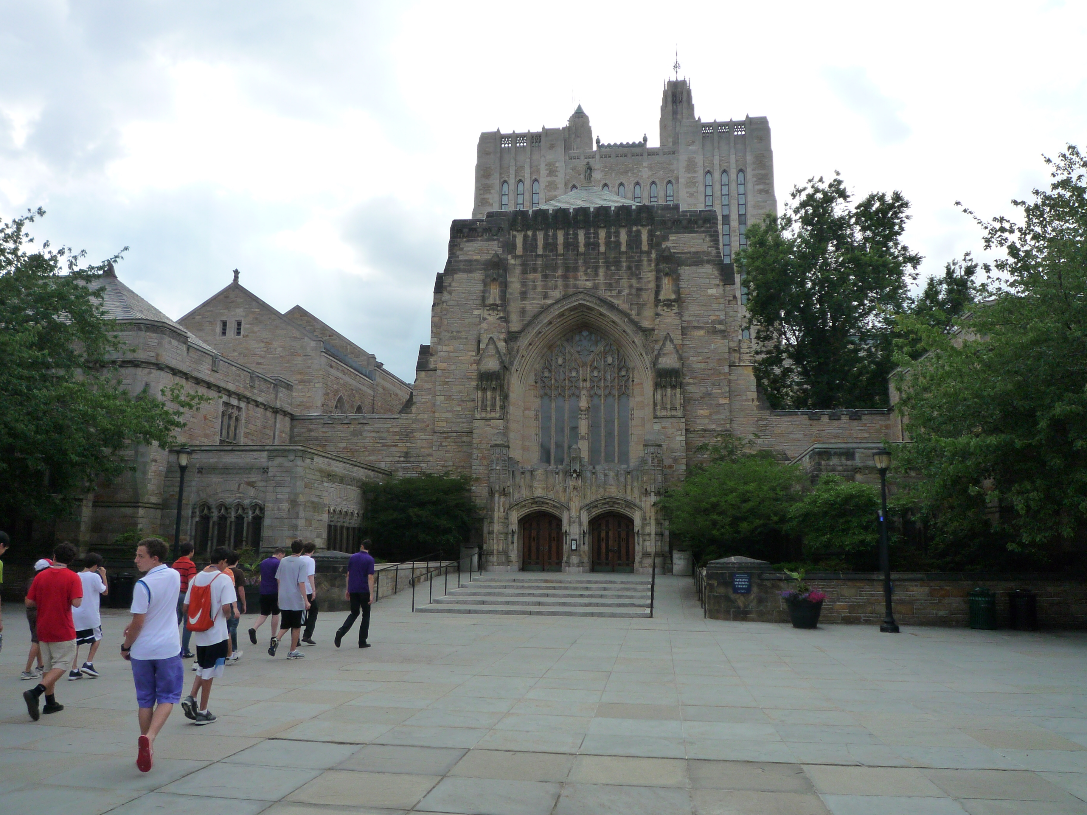 Teaching Memoir at Yale